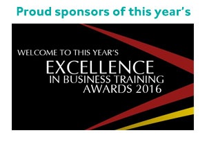 2016 Excellence in Business Training Awards