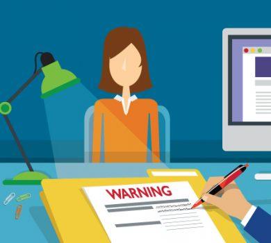 workplace discipline tips