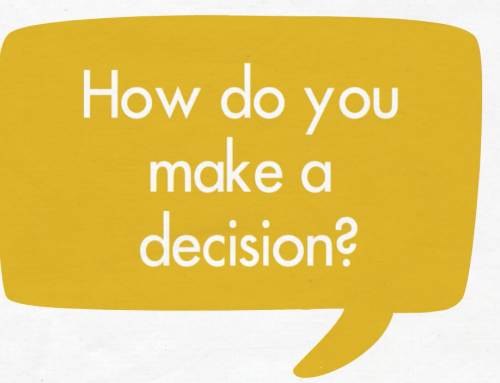 How do you make a decision?