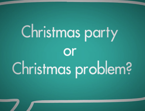 Christmas party or Christmas problem?